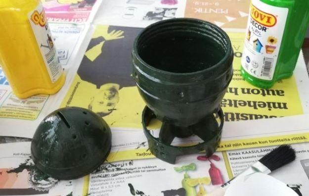 Mini nuke 3D tulostus