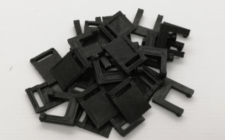 Commodore C64 klipsuja tulostettuna