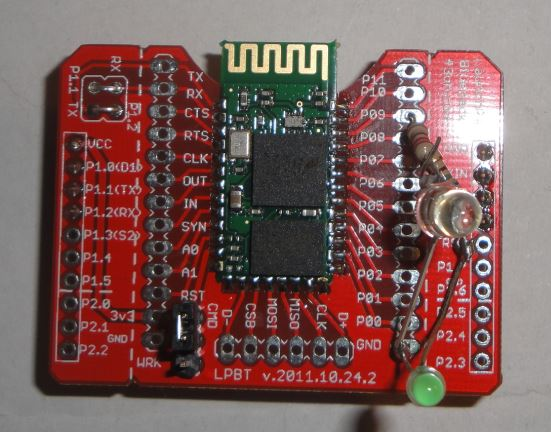 HC-05 Moduuli