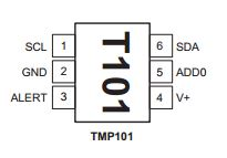TMP101 anturi