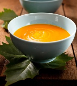 Maple Curried Squash Soup