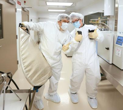 medical clean room for URMC