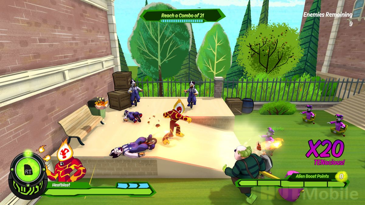 Ben 10 Power Trip Download Pc Full Version Free Game Hut Mobile