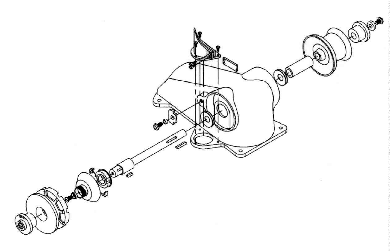 Hutton Arco Yacht Winches