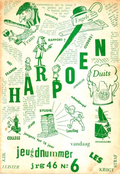 Cover Harpoen-jeugdnummer