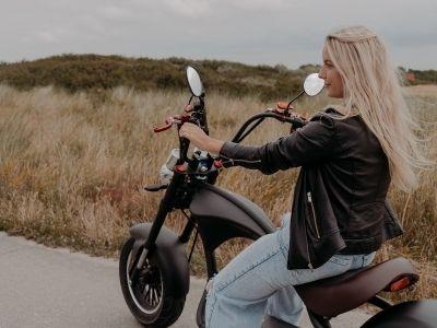 huur een scooter