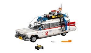 Lego huren Ghostbusters ECTO