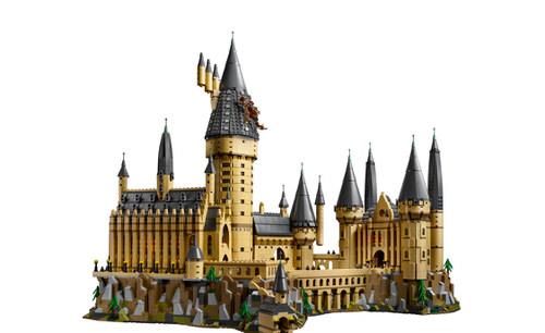 Lego huren Kasteel Zweinstein