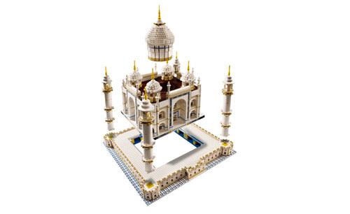 Lego huren Taj Mahal