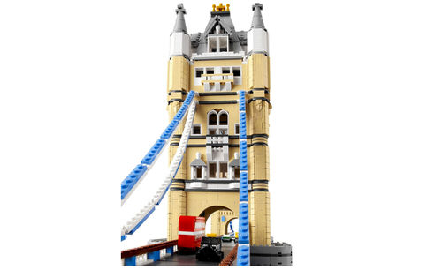 Lego huren Towerbridge