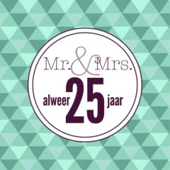 25 Jaar Getrouwd Huwelijkswensen Een Groot Overzicht