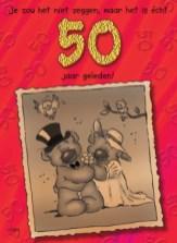 50 jaar huwelijkswensen