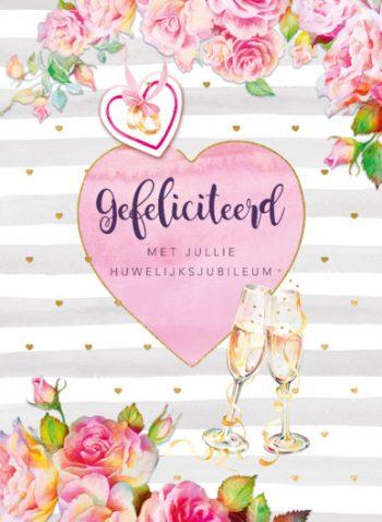 Huwelijkskaart Tekst Felicitatie Wenskaart 2019