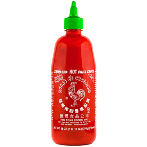 Sriracha 28 ounce bottle