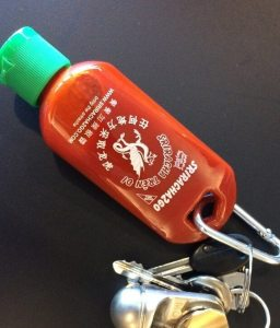 I ate Sriracha hot sauce on everything for an entire day