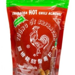 Sriracha Hot Chili Almonds