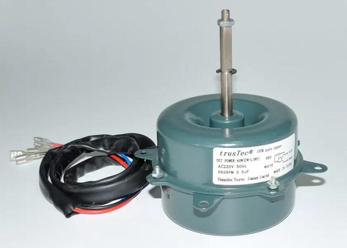 Ac Unit Fan Motor Wiring
