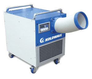 Koldwave 6CC10 Server Room Air Conditioning Spot Cooler
