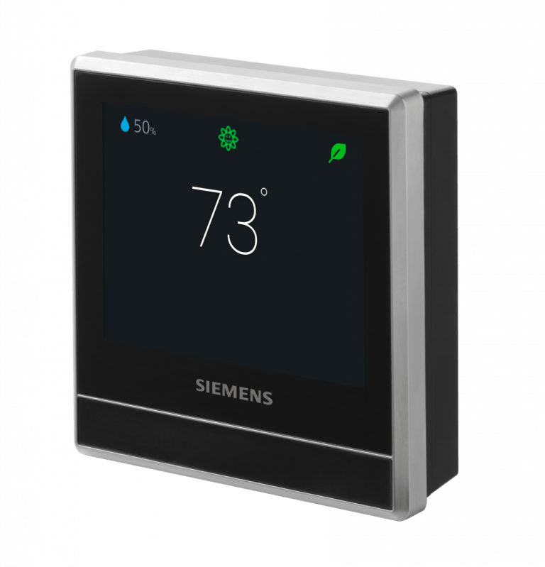 Siemens RDS120-B BACNet IP Smart Thermostat