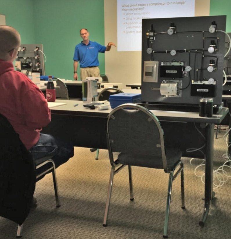 HVAC RepCo Training Classes