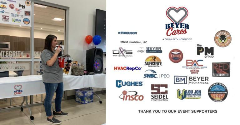 Beyer Cares Foundation Bingo Event