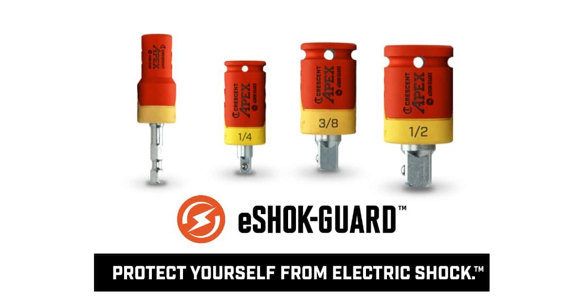 Crescent Apex eShok-Guard