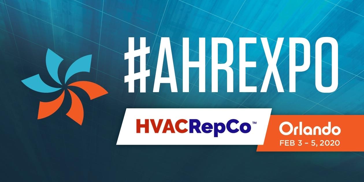HVAC RepCo at AHR Expo 2020