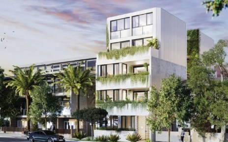 The Fern in Sydney is Australia's first high rise Certified Passive House