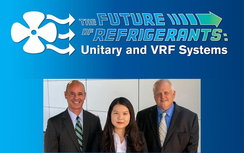 Future of Refrigerants
