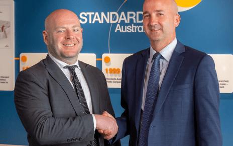 Techstreet and Standards Australia