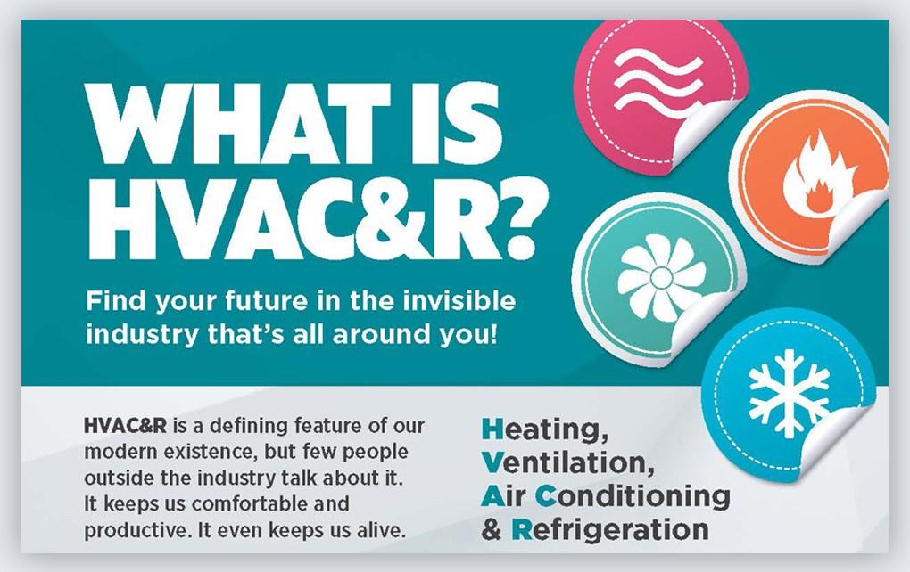 What is HVAC&R?