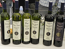 Vujnovic wines