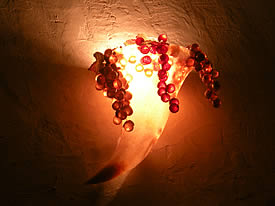 Tomic winery light