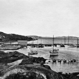 Sandøsund før 1923