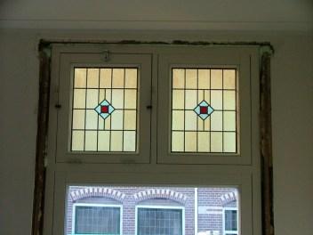 Bovenlichten na renovatie