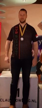 Remco Granneman, verenigingskampioen