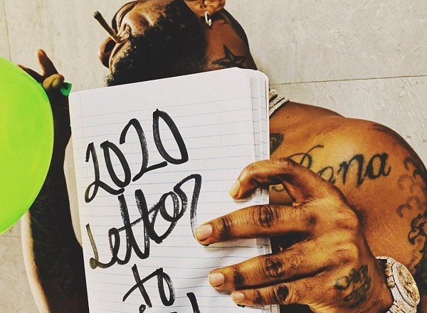 Music: Davido – 2020 Letter To You