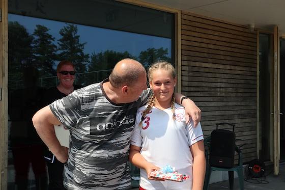 Jamie Van Strien Winnaar Grote Clubactie