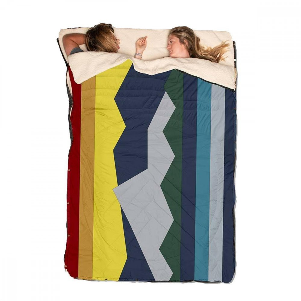 voited cloud touch pillow blanket camp vibes 2