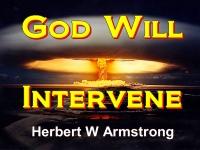 God Will Intervene
