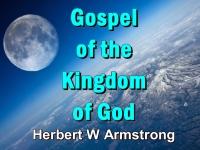 Gospel of the Kingdom of God