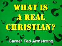 What is a Real Christian?