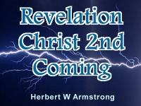 Revelation - Christ 2nd Coming
