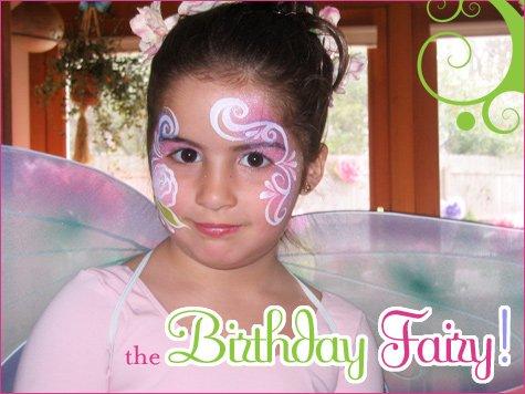 fairy birthday party theme
