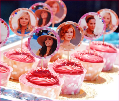 cupcakes sex and the city recipe in Hamilton