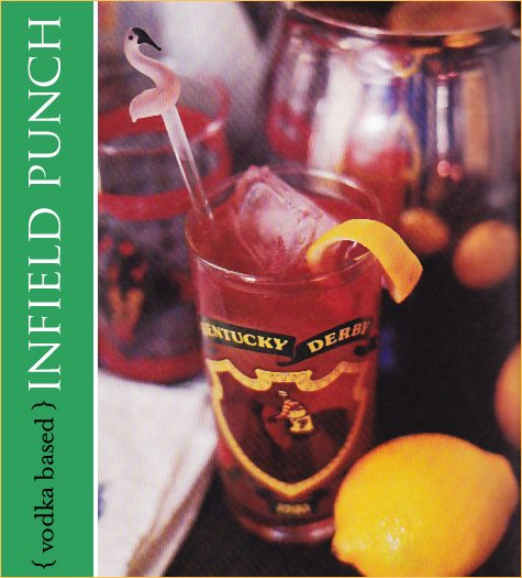 Kentucky Derby party - cocktail