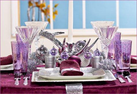 silver winter wonderland party theme
