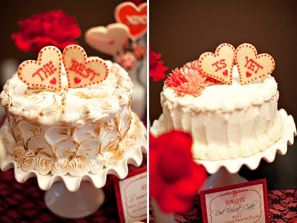 Love & Valentine's Day Themed Engagement Party