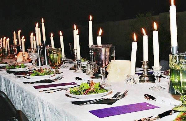 Spooky Elegant Halloween Dinner Party Ideas
