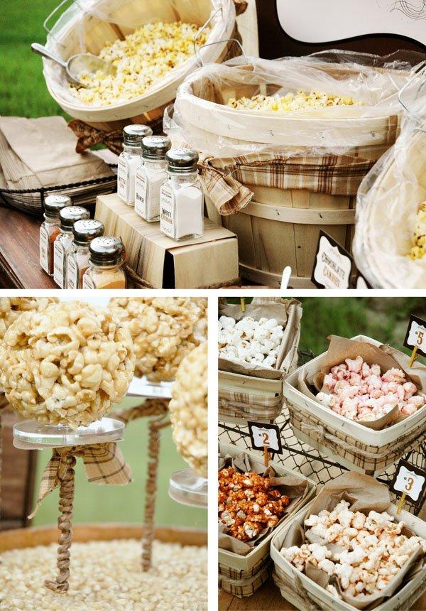 Popcorn Seasonings, Popcorn Balls, Mystery Popcorn Game